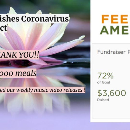 Sound of Wishes Coronavirus Relief Project Ends