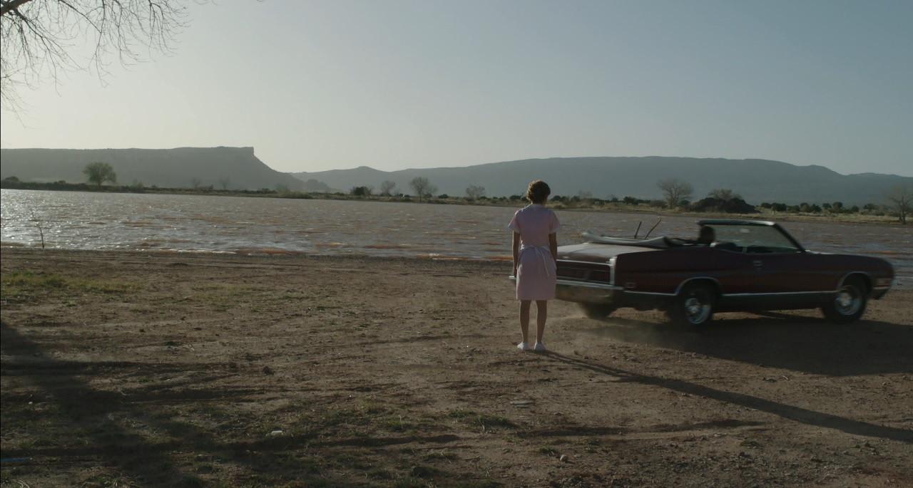 Scene 135 EXT DAY LAKE OVERLOOK Bruno Pa