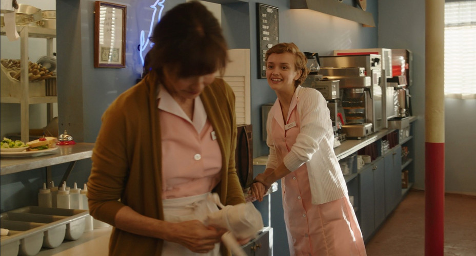 Scene 108 INT DINER DAY Katie Tells Mayb
