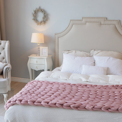 Chunky Bed Runner