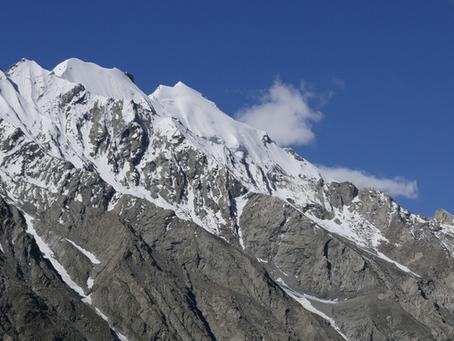 Zanskar's Marriage Peak