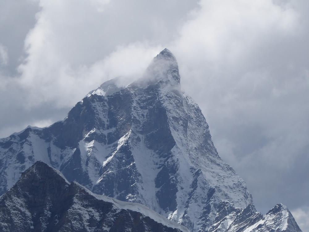 Shiva Prow Lahaul Himachal Himalaya India