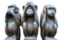 les-trois-singes-de-la-sagesse-fond-blan