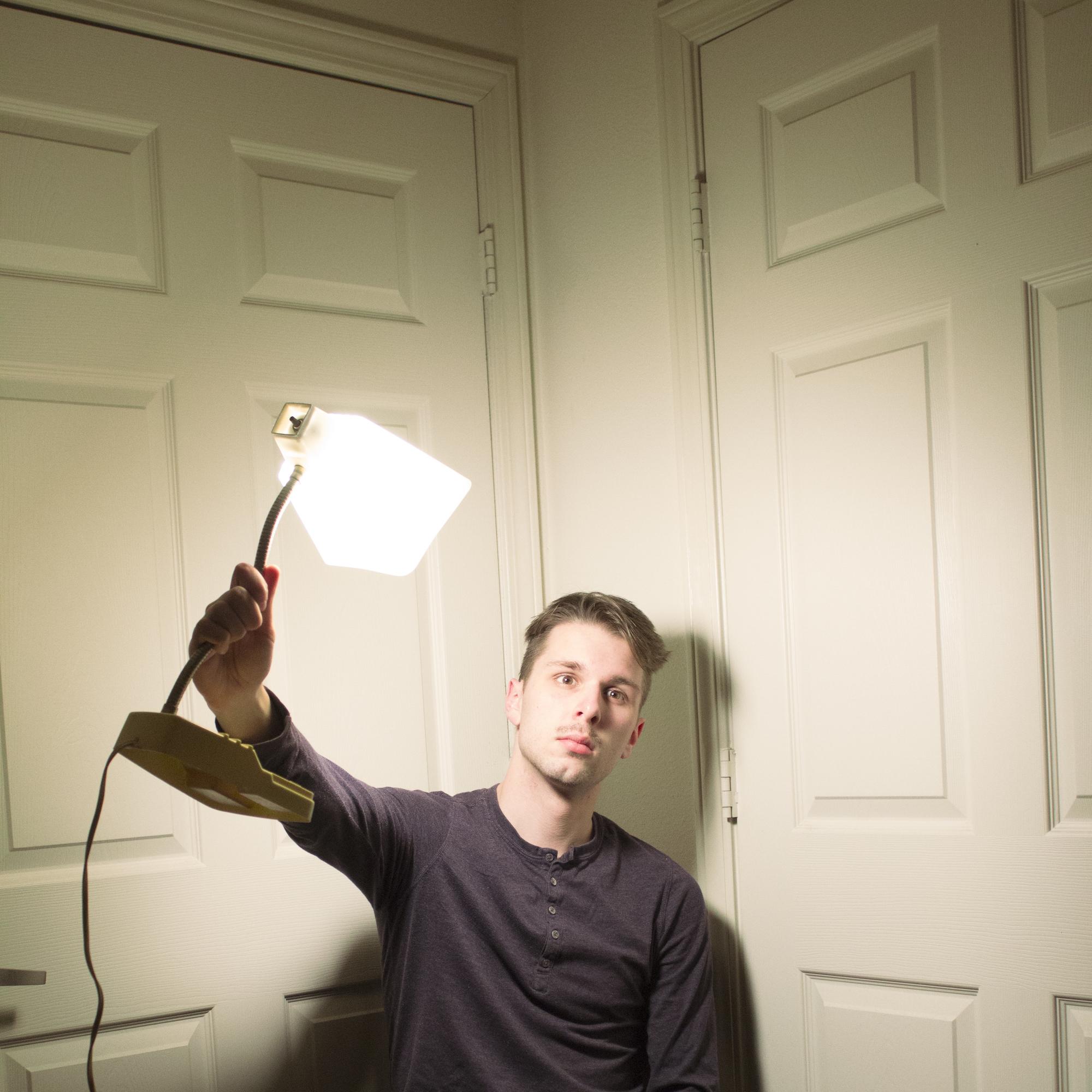 Corner lamp shoot (2015)