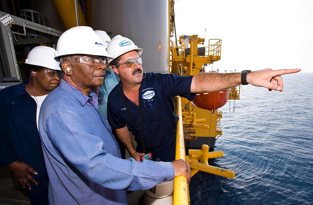 Anadarko has reached a very important milestone in order to achieve FID on the Mozambique LNG plant