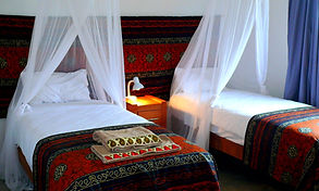 The best apartment hotel north from Pemba Mozambique