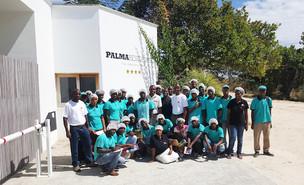 Alunos de Hotelaria visitam o Palma Residences