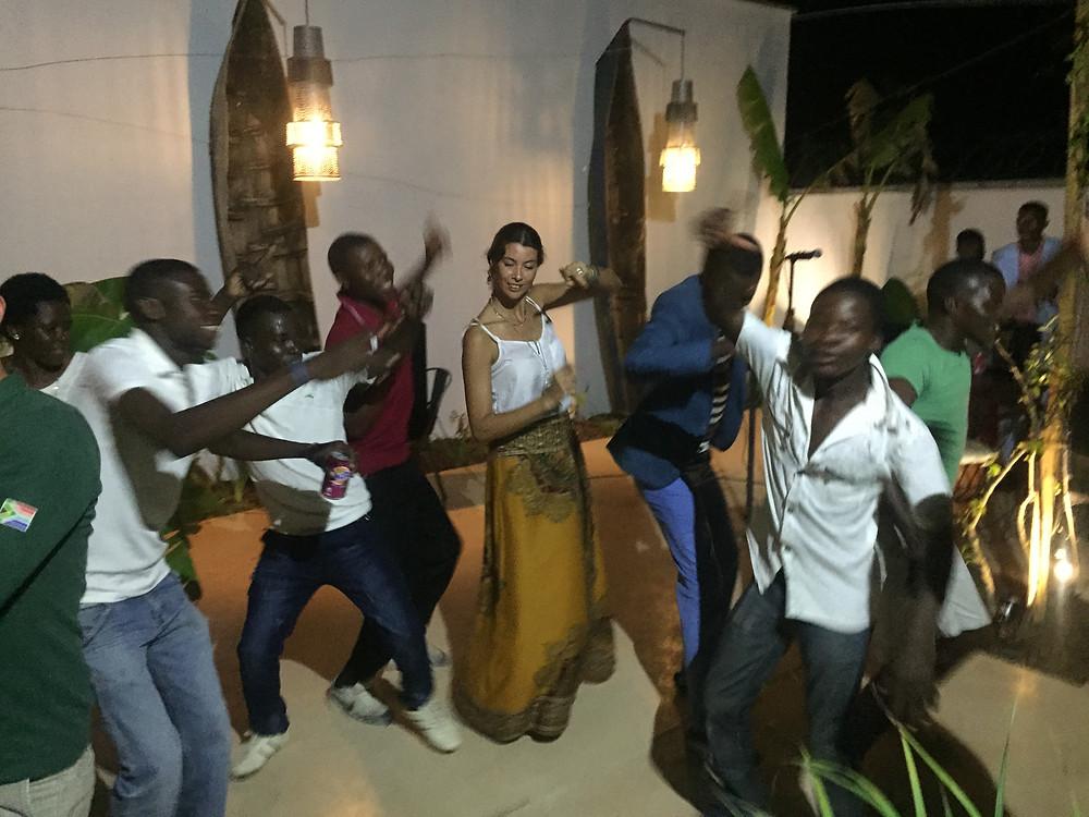 Bagamoyo Restaurant celebrates 1 year
