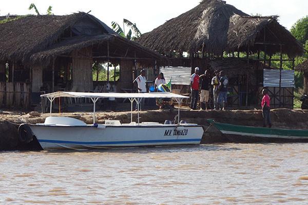 Tanzania improves transport at Ruvuma river