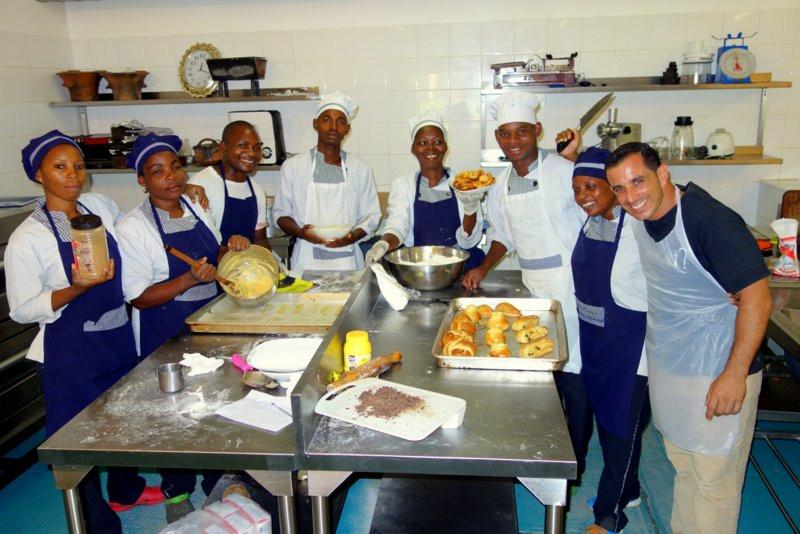 Bagamoyo Restaurant training course