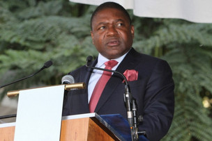 President Nyusi wants accelerated development in Cabo Delgado