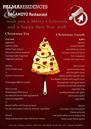 Celebrate Christmas at Palma Residences
