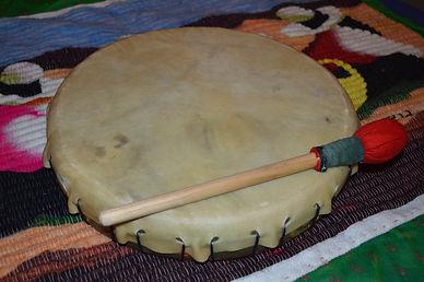 oficina de tambor xamanico