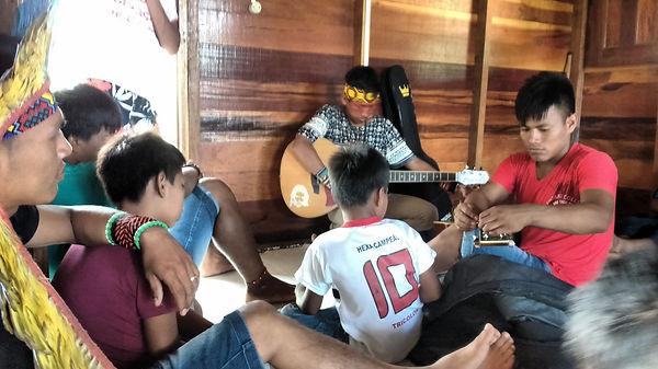 katukinas violão