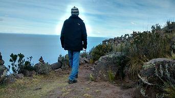 pai zé - ilha taquile - titicaca.