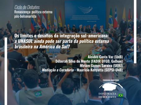 Os limites e desafios da integração sul-americana | Programa Renascença