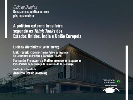 A política externa brasileira segundo Think Tanks dos EUA, Índia e UE | Programa Renascença
