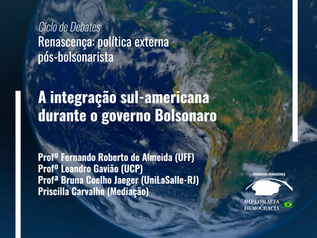 A integração sul-americana durante o governo Bolsonaro | Programa Renascença