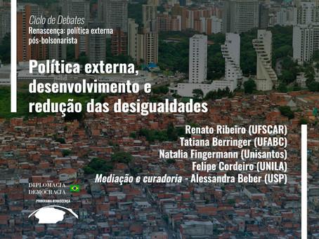 Política externa, desenvolvimento e redução das desigualdades | Programa Renascença