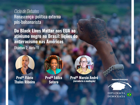 Do Black Lives Matter nos EUA ao ativismo negro no Brasil | Programa Renascença