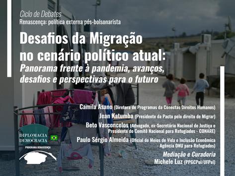 Desafios da Migração no cenário político atual   Programa Renascença