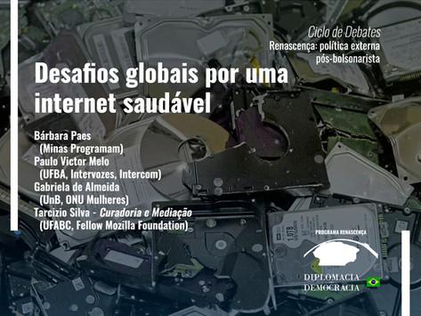 Desafios globais por uma internet saudável   Programa Renascença