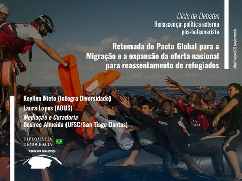 Retomada do Pacto Global para a Migração   Programa Renascença