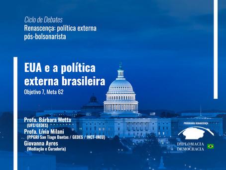 EUA e a política externa brasileira | Programa Renascença