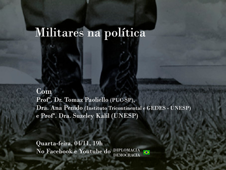 Militares na política