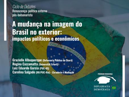 A mudança na imagem do Brasil no exterior: impactos políticos e econômicos | Programa Renascença