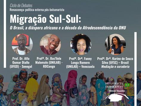 Migração Sul-Sul: o Brasil, a diáspora africana e a década da Afrodescendência da ONU