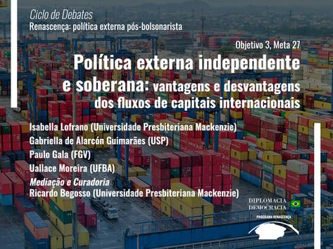 Política externa independente e soberana   Programa Renascença