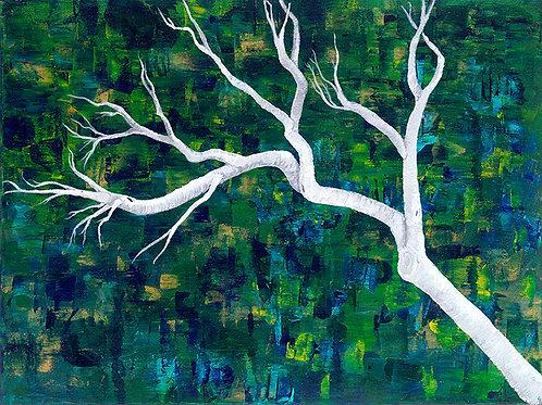 green tree?