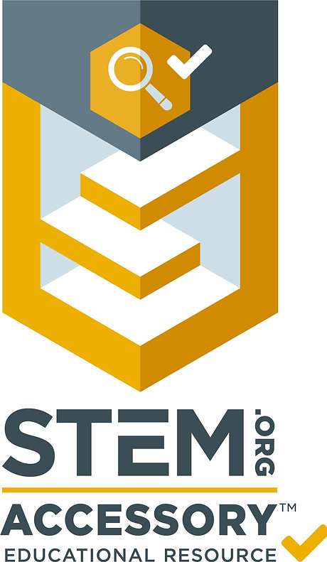 Blockazoidz is STEM.org Accredited