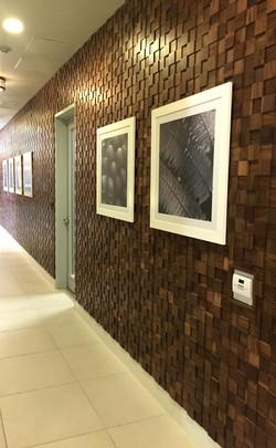 CUTTOFFS - Wood Wall SQUARES Walnut1 copy
