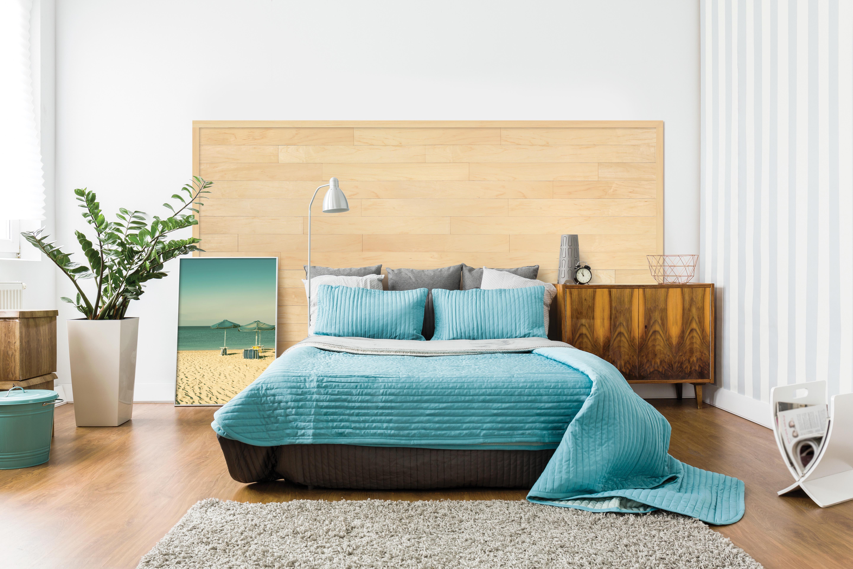 Peel and Stick Wallplanks