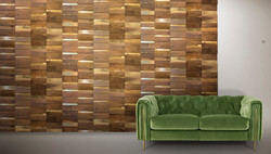 CUTTOFFS Wood Walls Belmont
