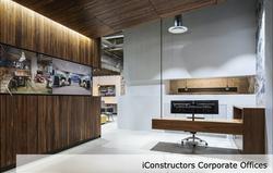 CUTTOFFS Wood Walls Louver Walnut Instal