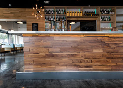 15 - CUTTOFFS Wood Wall - LEDGE Walnut - Cider Press copy