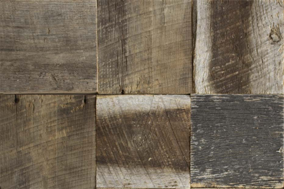 BLOCKS Reclaimed Oak
