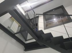 23 escaleras