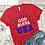 Thumbnail: God Bless USA Women's T-Shirt