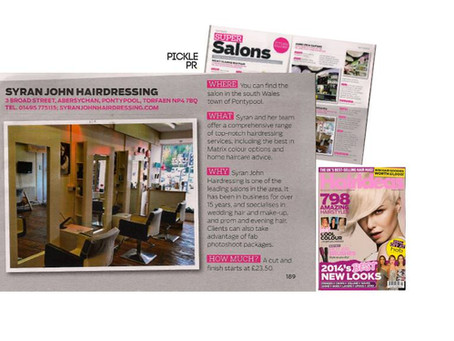We Are a Super Salon!