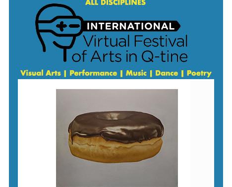 +|- International; Virtual Festival of the Arts