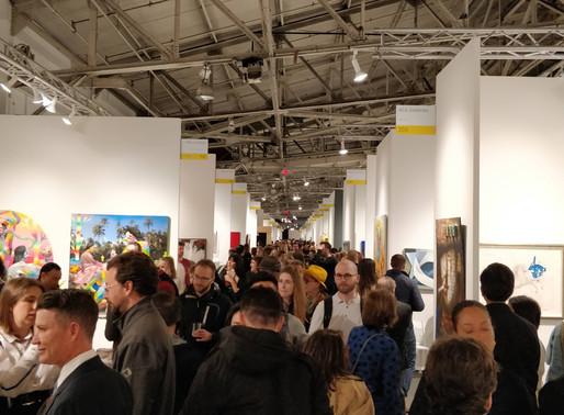 Art Market San Francisco / Moniker NYC