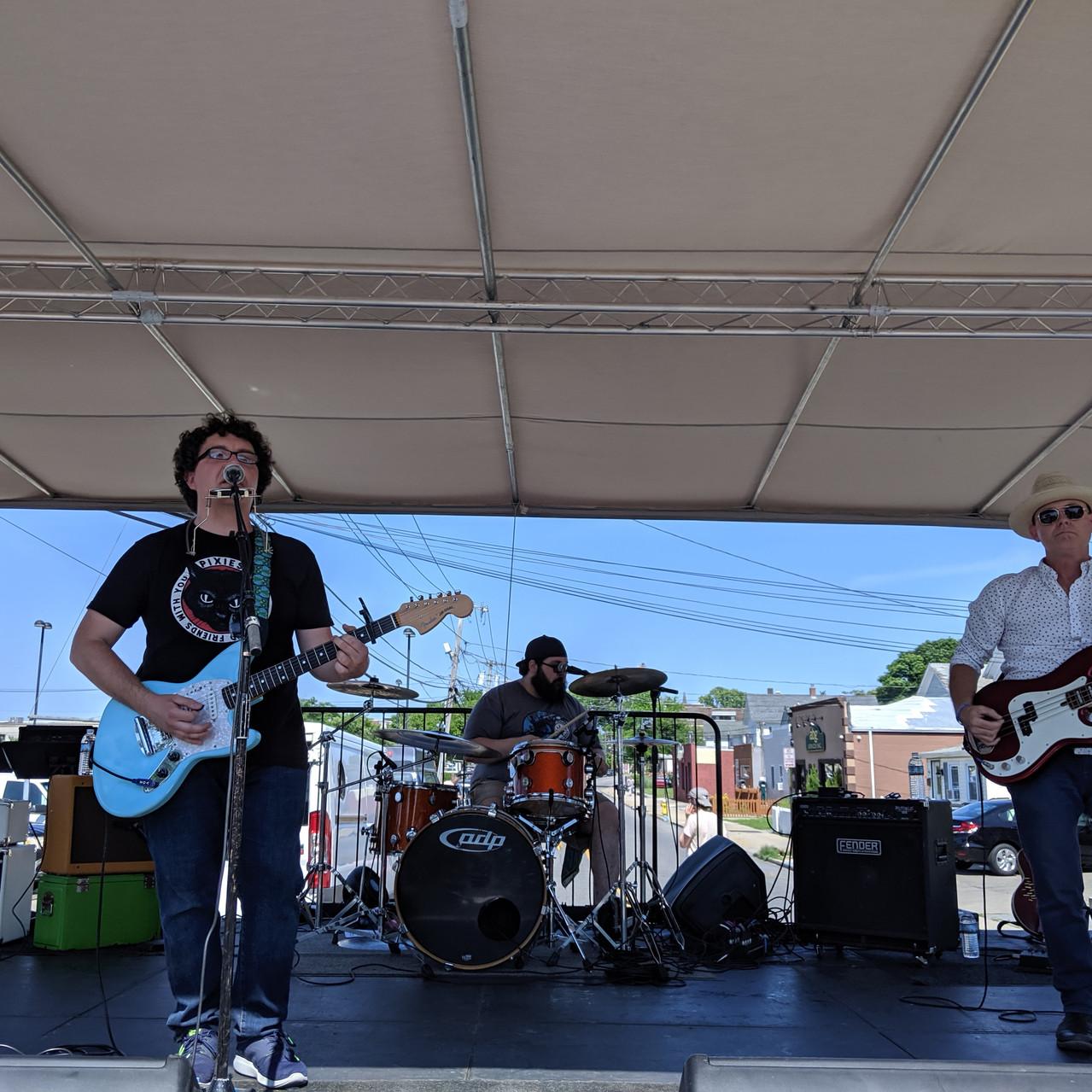 Bryan Gallo & His Band