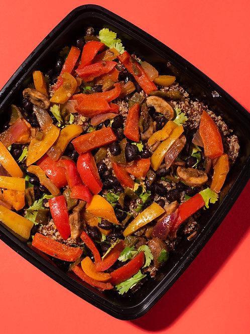 Fajita Quinoa Bowl
