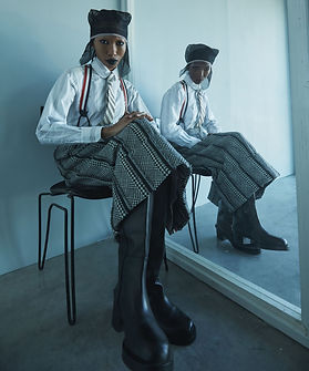 Raul Guerrero, Styling, Editorial, Fashion, Fashion Styling, South China Morning Post, Thom Browne