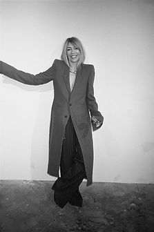 Raul Guerrero, Styling, Wardrobe, Editorial, Fashion, Fashion Styling, Kim Gordon, Marie Tomanova, Suited Magazine, Sonic Youth