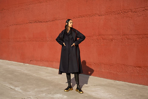Raul Guerrero, Styling, Editorial, Fashion, Fashion Styling, South China Morning Post, Mexico, Torres de Satellite, Jil Sander